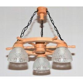 LAMPA DO ALTANY 3 JASNY DĄB